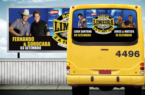 Busdoor e Outdoor